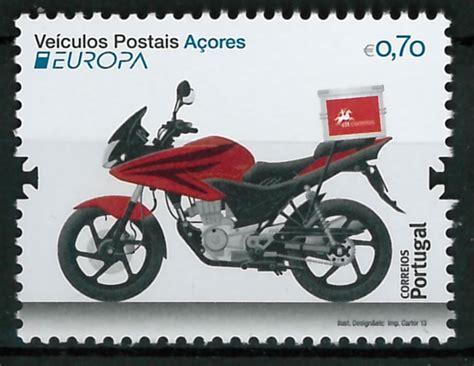 125ccm Motorrad Polen by Portugal Azoren 2013 Michel Nr 585 Europa 125 Ccm