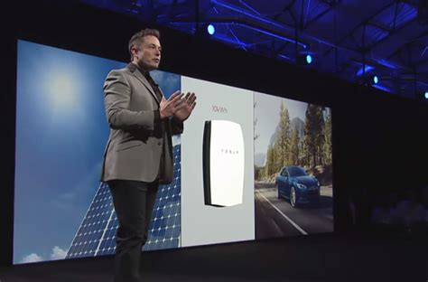 New Tesla Battery Powerwall The New Tesla Home Battery To Change The Way We
