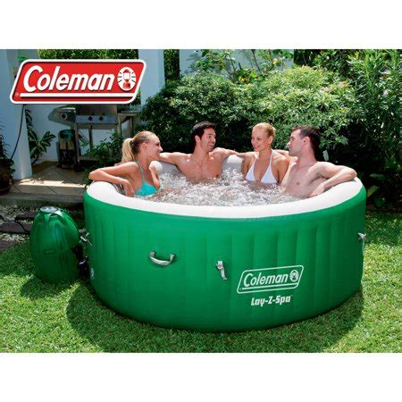 colemans gazebo coleman lay z portable spa for 4 6