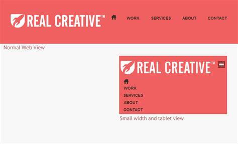Design Header Css | html responsive design layout css menu position overlaps