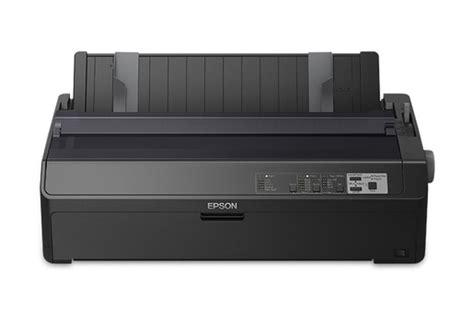 reset printer epson lq 2190 impact printers for work epson us