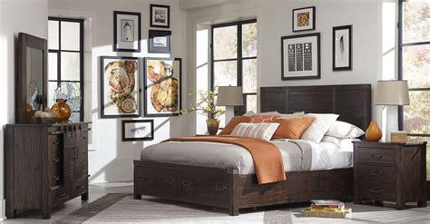 magnussen home bedroom pine hill rustic pine panel bedroom set from magnussen