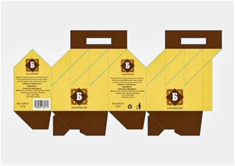 beer carrier packaging design template craft beer