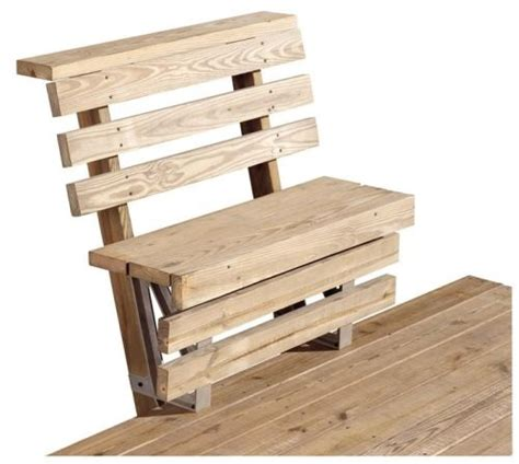 bench brackets lowes 25 best images about deck railing ideas on pinterest