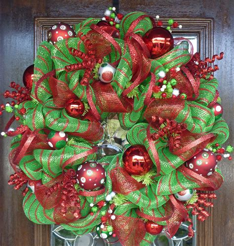 deco mesh wreath ideas bing images wreaths for all seasons pinterest