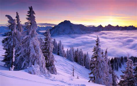 imagenes bonitas de invierno hermosos paisajes de invierno para usar como portada de