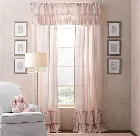 Petal Pink Curtains Window Treatments Products Bookmarks Design Inspiration And Ideas