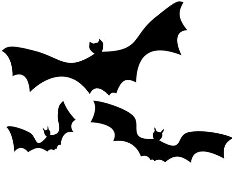 halloween bat clipart black and white festival collections