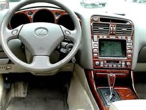 lexus gs 300 gs 400 1998 1999 2000 2001 2002 2003 2004 2005
