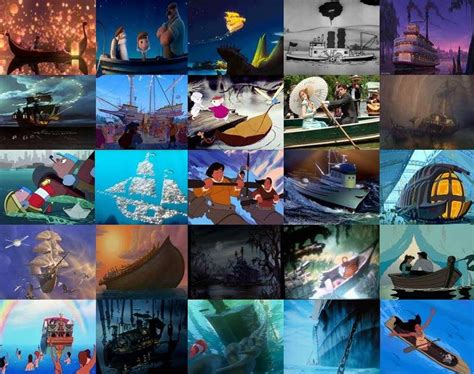 boat movies disney boats in movies by dramamasks22 on deviantart