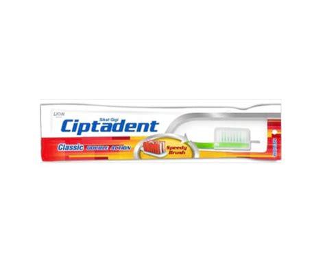 Gigi Satu Rahang Merk Caiyu 13 merk sikat gigi yang bagus dan terkenal di indonesia