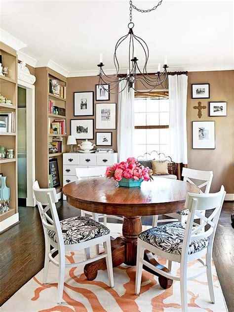 elegant feminine dining room design ideas digsdigs