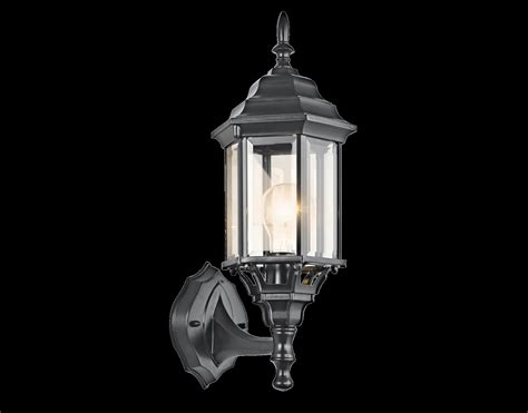 kichler lights outdoor chesapeake 1 light with kichler outdoor wall lighting