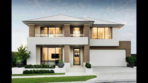 beautiful   storey modern house designs youtube
