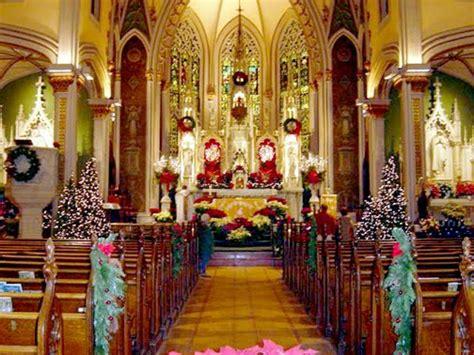 christmas decorations christmas decorations in church