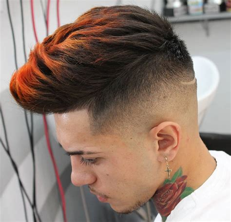 cool hair colors for guys 23 top sign of s hair color ideas 2018