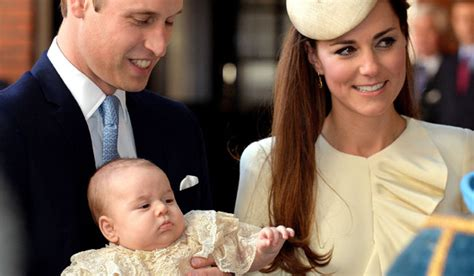 prince william and kate prince william and duchess katherine are proud parents at