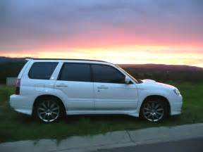 Subaru Forester Length Subaru Forester Xt Picture 8 Reviews News Specs Buy Car