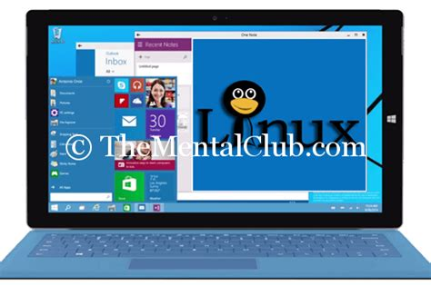 linux is now in windows 10 the day of dual boot has