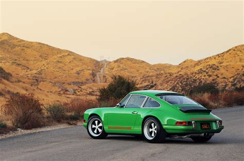 porsche old 911 singer mixes new porsche 911 with old one autoevolution
