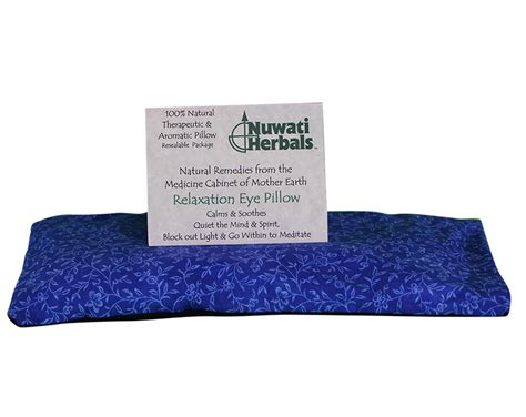 Eye Pillow Benefits by Relaxation Herbal Eye Pillow Olive Marketplace