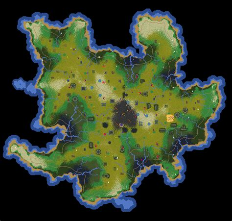 mad world map maps from builds 106 123 the rotmg wiki realmeye