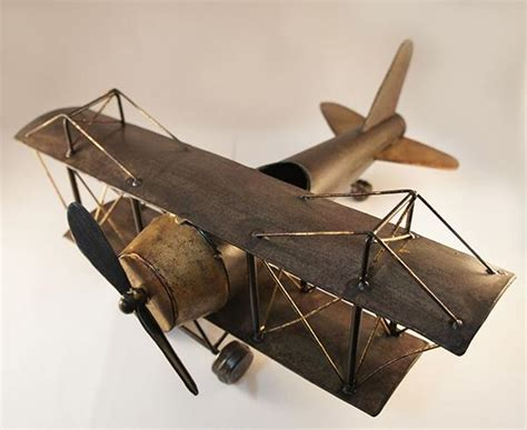 airplane home decor vintage metal airplane home decor art end 6 4 2018 5 09 pm