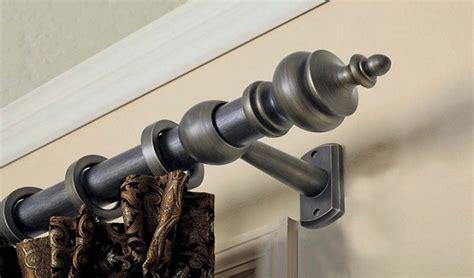 drapery hardware toronto drapery hardware in toronto window curtain rods