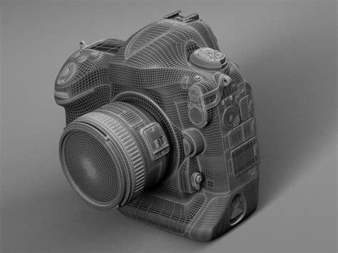 Sisket Nmax New Model nikon d4 photo 3d model max obj 3ds fbx c4d lwo lw