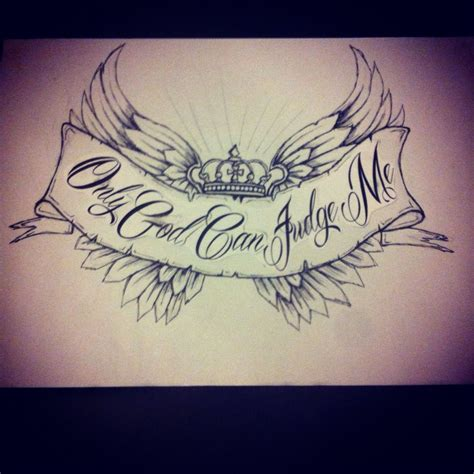 tattoo designs god chestpiece only god can judge me tattoos i like