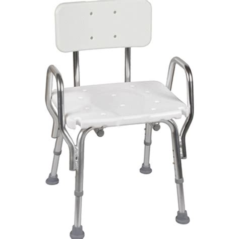 Adjustable Shower Bath Chair Seat With Back At Healthykin Com Durable Office Chair
