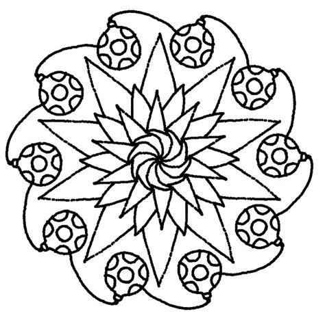 dibujos de navidad mandalas para colorear dibujo para colorear mandalas de navidad 5