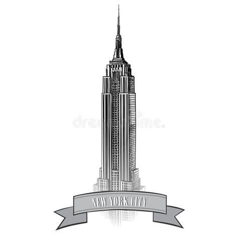 nyc tattoo artist license new york city label vector usa landscape hand drawn