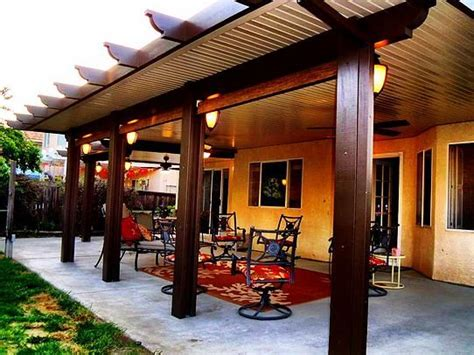 alumawood patio cover exle five pinterest the world s catalog of ideas
