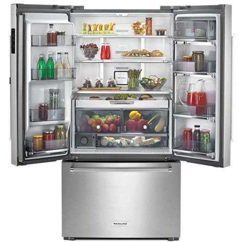 Bosch Cooktops Kitchenaid Krfc604fss 36 Quot Counter Depth French Door