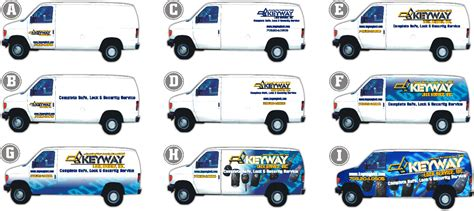 vehicle graphic templates our mega product line vehicle graphics signrex