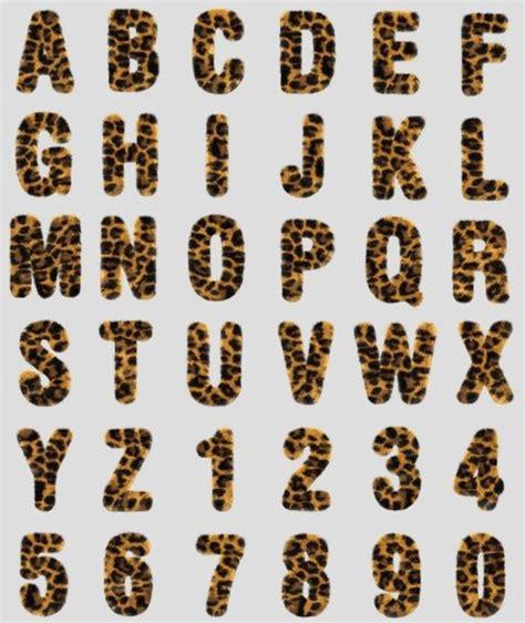 leopard pattern font lagrafica design media 15 crazy fonts that punch comic