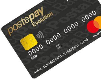 lettore banco posta carte di pagamento e carta di credito ricaricabile
