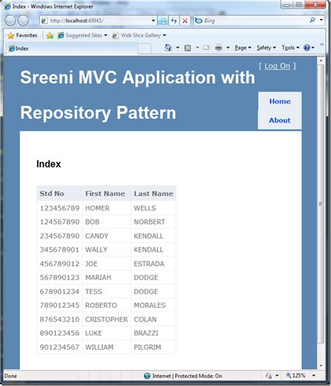 Repository Pattern Alternative | bytes matters asp net mvc and linq to sql using