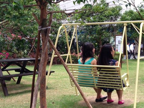 swing by your place raffles place transformed into a playground changmoh