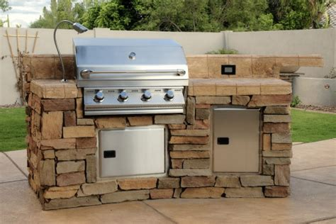 how to select the bbq island kits home design ideas