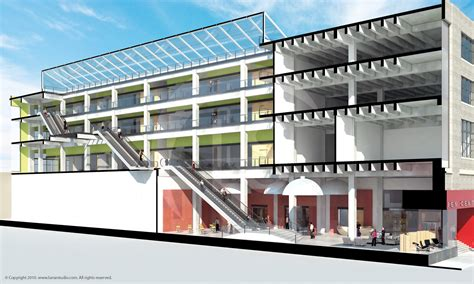 building cross section pics for gt rendered building sections
