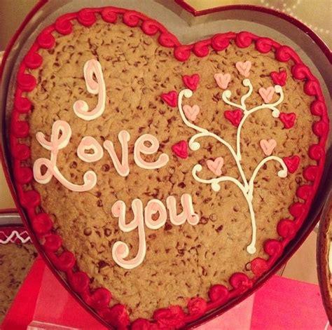 valentines cookie cakes valentines day cookie cake carolima s