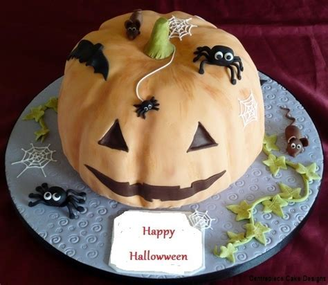 Halloween Cakes   Centrepiece Cake Designs Isle of Wight