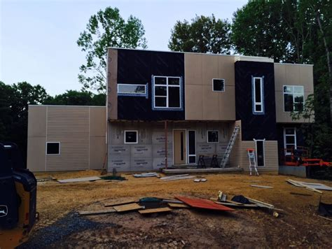 how to start siding a house how to start siding a house study house 1 18 start of the siding make design build