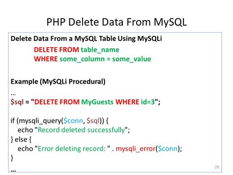 php format date from mysql database chapter 10 php mysql database ppt video online download