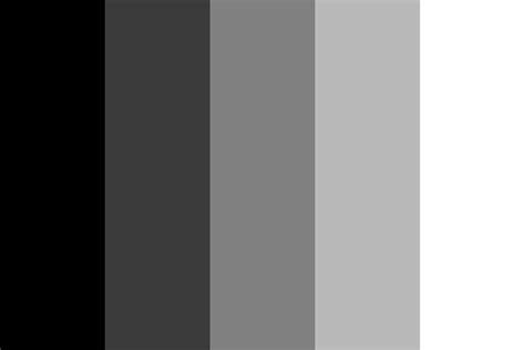 white grey color palette photoshop blogarithms