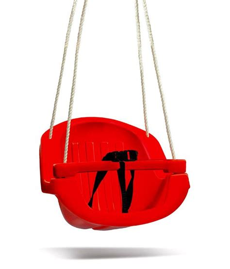red baby swing ok play toddler swing colour red buy ok play toddler