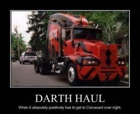 Semi Truck Memes - star wars trucking humor my life pinterest