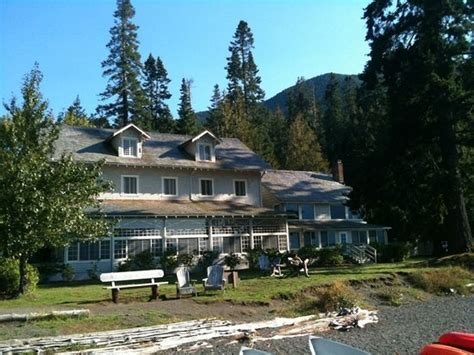 Lake Crescent Cabins by 301 Moved Permanently